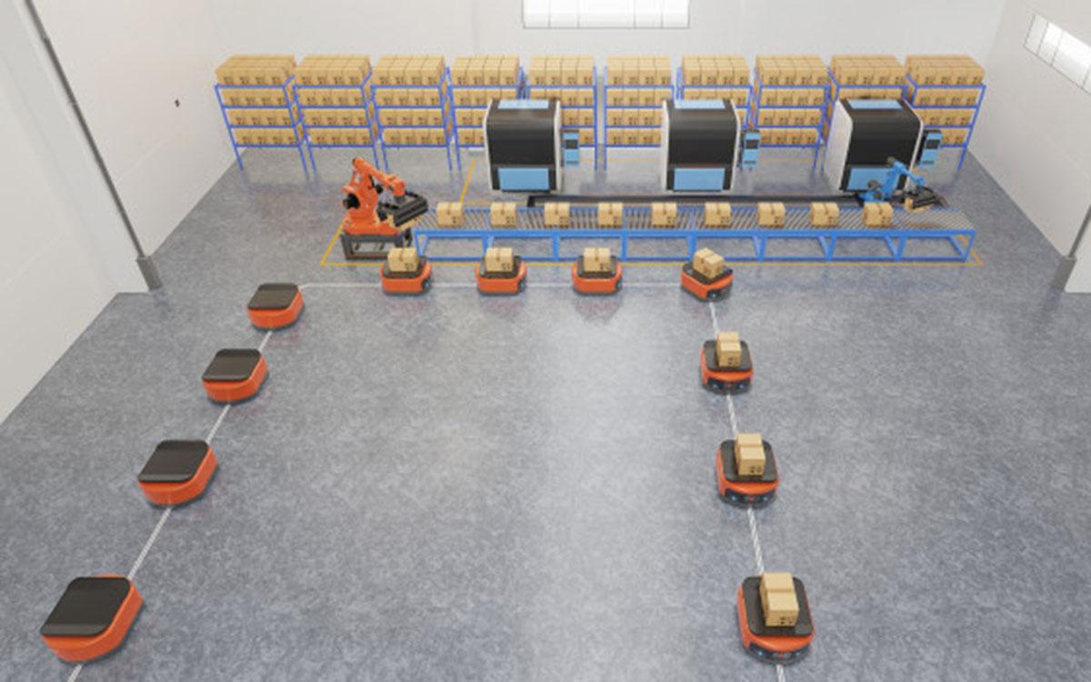 Internet of Thinks Robotics