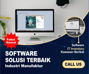 Software Solusi Terbaik Area Pabrik - Kategori A